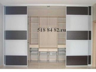 Встроенный шкаф-гардероб   - Мебельная фабрика «Шкаф-Шкафыч», г. Москва