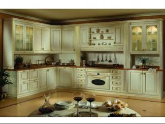 Кухонный гарнитур угловой Герда - Мебельная фабрика «Альбина»