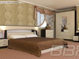Спальный гарнитур «Камелия» - Мебельная фабрика «ВВР»
