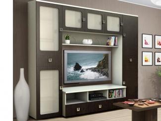 Гостиная стенка Сити 20 - Мебельная фабрика «Идея комфорта»