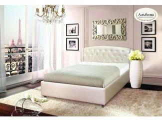 Кровать мягкая 2  - Мебельная фабрика «Альбина»