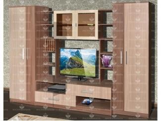 Большая гостиная Шихан 3 - Мебельная фабрика «Росток-мебель»