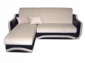 Угловой диван Версаль с оттоманкой - Мебельная фабрика «Лира»