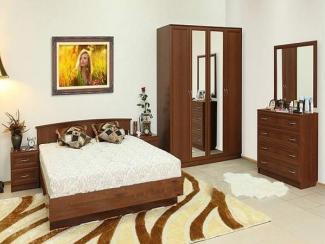 Спальня Светлана М6 - Мебельная фабрика «МебельШик»