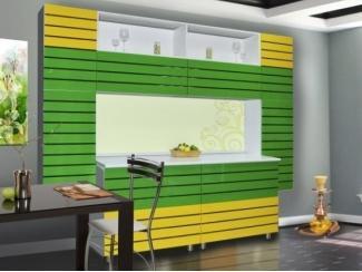 Современная кухня Эмаль - Мебельная фабрика «Долес»