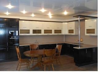 Угловая кухня Модерн Р-90 - Мебельная фабрика «Настоящая Мебель»