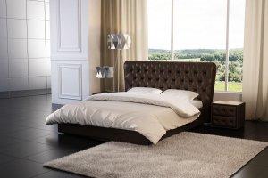 Кровать Анжелика - Мебельная фабрика «Тальяна»