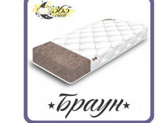 Матрас Браун - Мебельная фабрика «365 Снов»