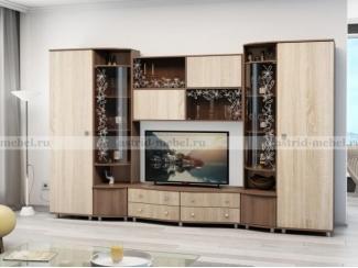 Гостиная Монако - Мебельная фабрика «Астрид-Мебель (Циркон)»