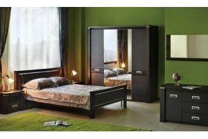 Спальня Магнолия Дуб Венге - Мебельная фабрика «СБК-мебель»