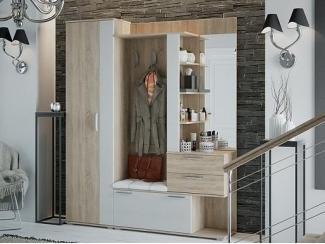 Модульная мебель для маленькой прихожей Эрика - Мебельная фабрика «ТриЯ»