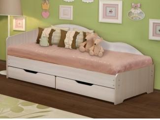 Софа с ящиками  - Мебельная фабрика «Виктория»