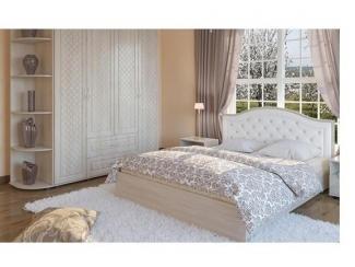 Спальный гарнитур Техно 4 - Мебельная фабрика «Элика мебель»