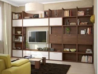 Гостиная стенка 074 - Мебельная фабрика «Mr.Doors»