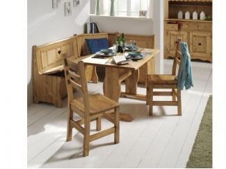 Кухонный набор Исландия из натурального дерева - Мебельная фабрика «Дубрава»