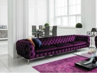 NEW Divano Luxury GM-2 (ножки деревянные) - Мебельная фабрика «Галерея Мебели GM»