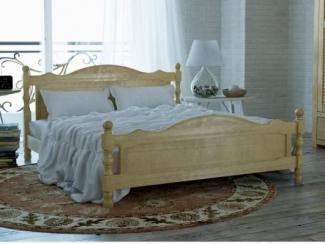 Кровать из массива Светлана