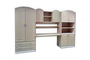 Детская стенка Рондо 3 - Мебельная фабрика «ЛТиК»