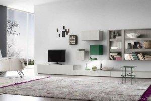 Современная стильная гостиная Мальта - Мебельная фабрика «Триана»