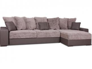 Модульный диван «Экзотик» Европа с оттоманкой
