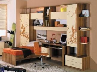 детская Ровесник - Мебельная фабрика «Любимый дом (Алмаз)»