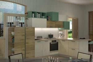 Кухня Примавера угловая - Мебельная фабрика «Анонс»