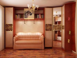 Шкаф - купе Модель 205 - Мебельная фабрика «Паганель»