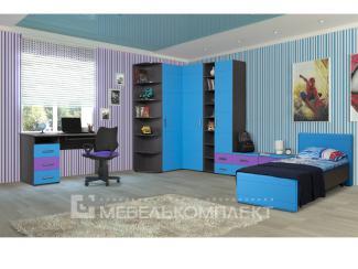 детская «Амелия» - Мебельная фабрика «Мебелькомплект», г. Ульяновск