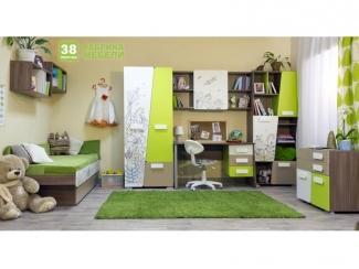 Детская  Slash!  Флора - Мебельная фабрика «38 попугаев»