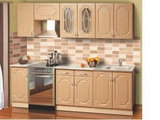 Прямая кухня в стиле модерн Гретта - Мебельная фабрика «Олмеко»