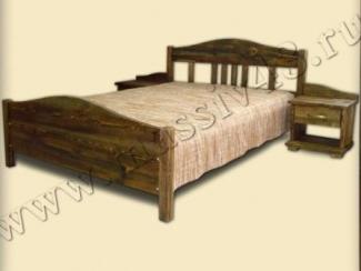 Кровать РЕТРО - Мебельная фабрика «Массив»