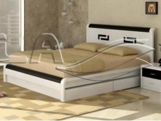 Молодежная кровать из массива Arikama 3 - Интернет-магазин «Оксана мебель», г. Муром