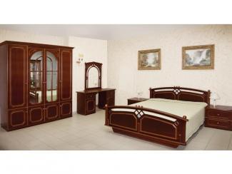 Спальный гарнитур «Нимфа» - Мебельная фабрика «Нижегородец»
