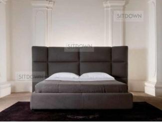 Кровать  мягкая Парус - Мебельная фабрика «Sitdown», г. Москва