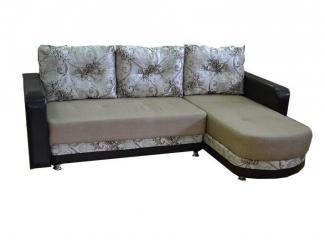 Угловой диван Тик-Так Люкс - Мебельная фабрика «Интерьер-мебель»