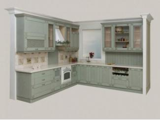 Кухонный гарнитур Прованс массив  - Мебельная фабрика «Массив»