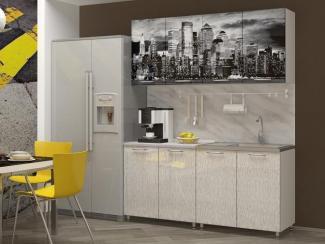 Кухня прямая Сити - Мебельная фабрика «Регион 058»