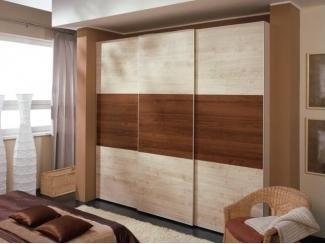 Шкаф-купе в спальню - Мебельная фабрика «Метрика мебельная мануфактура»