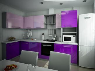 Кухня угловая Лиза пластик - Мебельная фабрика «Вариант М»