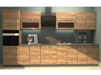 Кухонный гарнитур Золотой Дуб - Мебельная фабрика «Корвет»