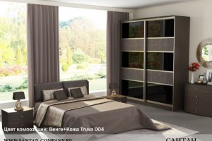 Спальня Арго - Мебельная фабрика «Сантан»