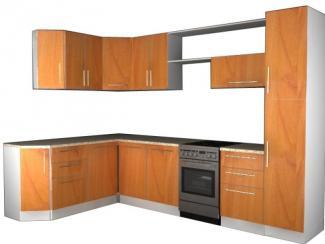 Кухонный гарнитур угловой Вера 5 - Мебельная фабрика «Командор»