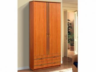 Шкаф для одежды 2-х створчатый с 2-мя ящиками - Мебельная фабрика «Актив М»