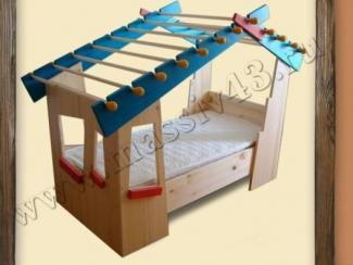 Кровать Сказка - Мебельная фабрика «Массив»