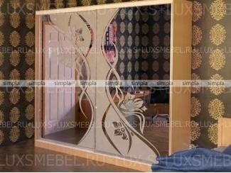 Шкаф-купе 17 - Мебельная фабрика «Люкс-С»