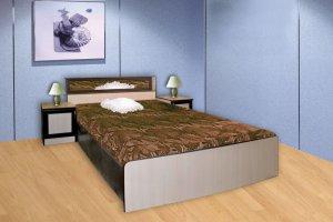 Кровать  - Мебельная фабрика «Колибри»