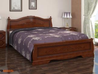Кровать Карина 2 - Мебельная фабрика «Bravo Мебель»