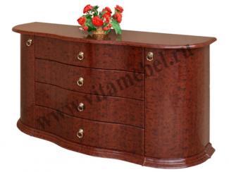 Комод 9 МДФ - Мебельная фабрика «ВиТа-мебель»