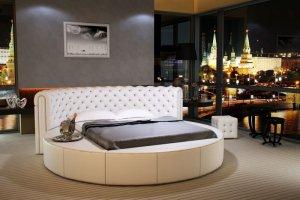 Кровать круглая София  - Мебельная фабрика «Тальяна»