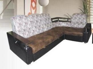 Угловой диван с полкой Модерн  - Мебельная фабрика «Лама», г. Смоленск